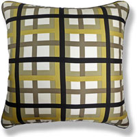 green abstract vintage cushion 800 Back