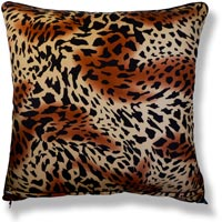 red animal vintage cushion 807