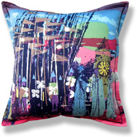 retro cushion 297