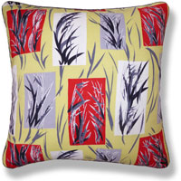 retro vintage cushion 793 Back