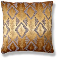 yellow retro vintage cushion 796