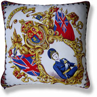 royal vintage cushion 826