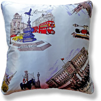 cyan travel vintage cushion 719